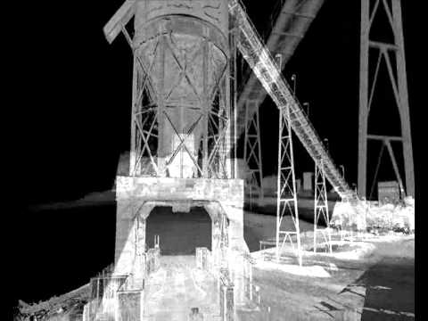 Electricity and Heavy Industry Laser Scanning