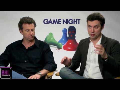 Directors John Daley And Jonathan Goldstein Talk Game Night