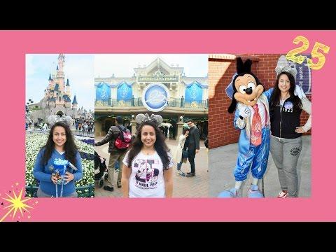 Disneyland Paris 25th Anniversary Vlog - April 2017
