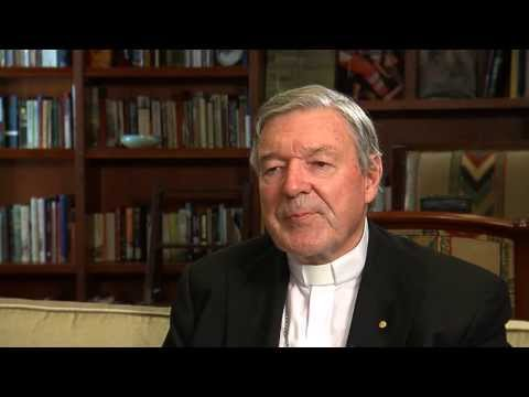 Fr. Robert Barron Interviews Cardinal George Pell - Part 1