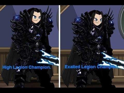 aqw how to get legion token fast