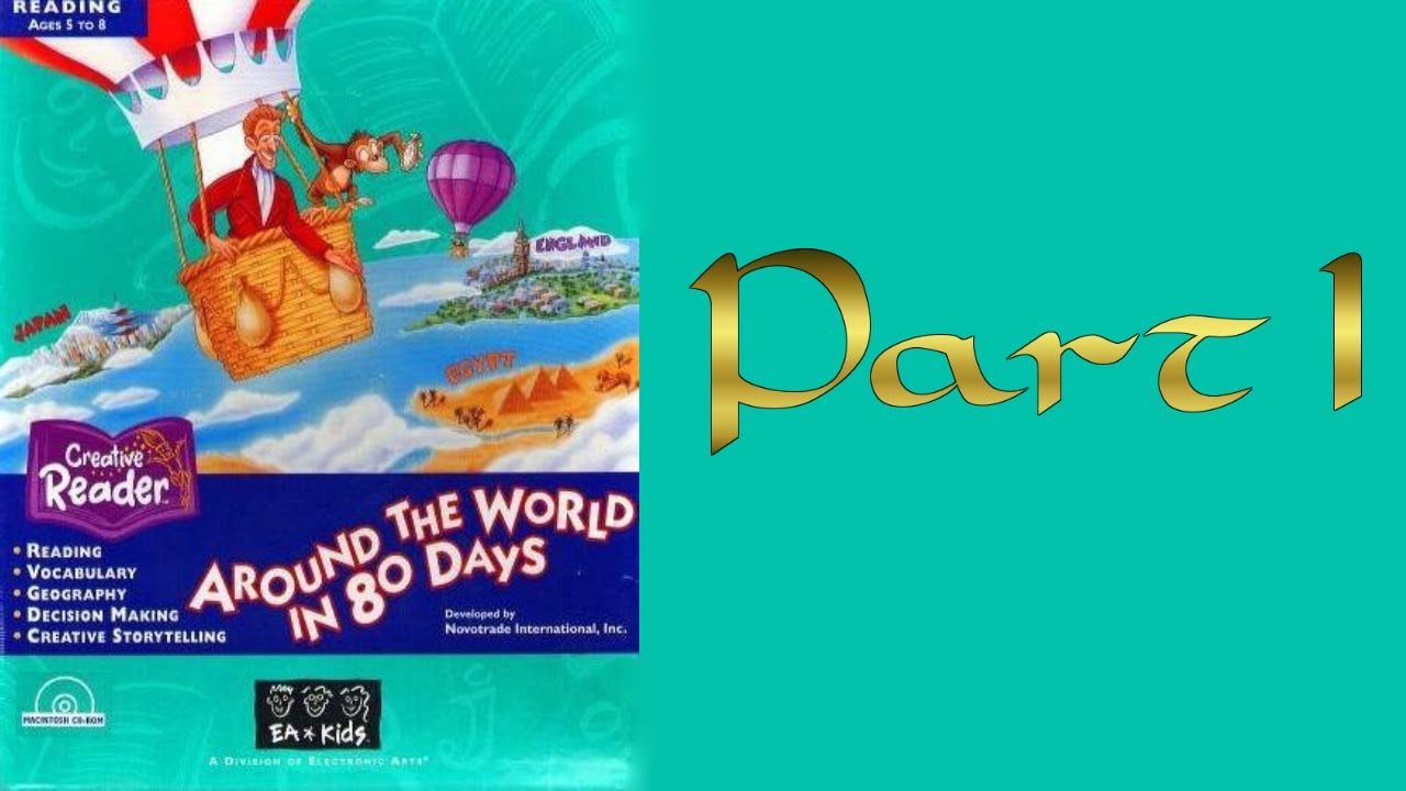Arround the world in 80 lays - part 1