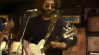 Jerry Garcia Band   Full Concert   09 15 76   S S  Duchess on New York City Harbor 4k REMASTER