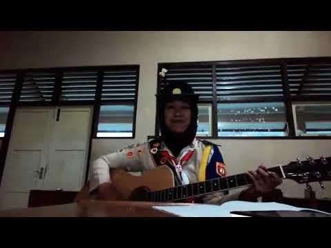 Lagu Kelana Rimba Cover Pramuka Cantik Bersuara Merdu