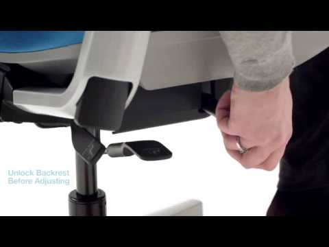 Amia chair - adjustability