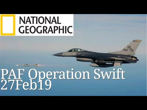 National Geographic Documentary on Indian attack & Pakistan Response - Operation Swift Report
