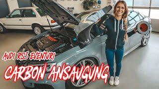 Audi RS3 | Eventuri Carbon Ansaugung | Lisa Yasmin