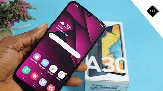 SAMSUNG GALAXY A30 UNBOXING & REVIEW! WATCH THIS BEFORE YOU BUY.