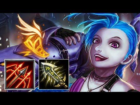 Jinx Montage 26 - Best Jinx Plays   League Of Legends Mid