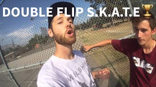 Double Flips Game of S.K.A.T.E
