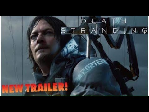 DEATH STRANDING | New Trailer (The Game Awards) |