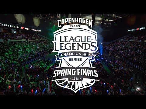 Aftermovie | 2018 EU LCS Spring Finals Copenhagen