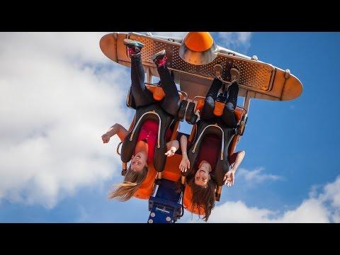 Air Race - New Ride at Fun Spot Orlando!