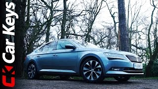 Skoda Superb Hatch 2016 review - Car Keys