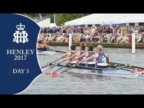 Day 3 - Full Replay | Henley Royal Regatta 2017