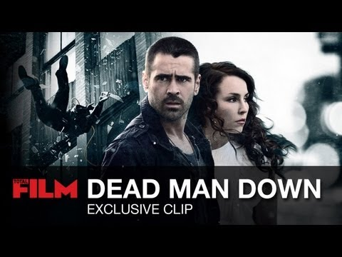 Exclusive Dead Man Down Clip: Shocking Shootout