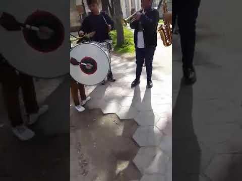 Ork oka truba brass bend