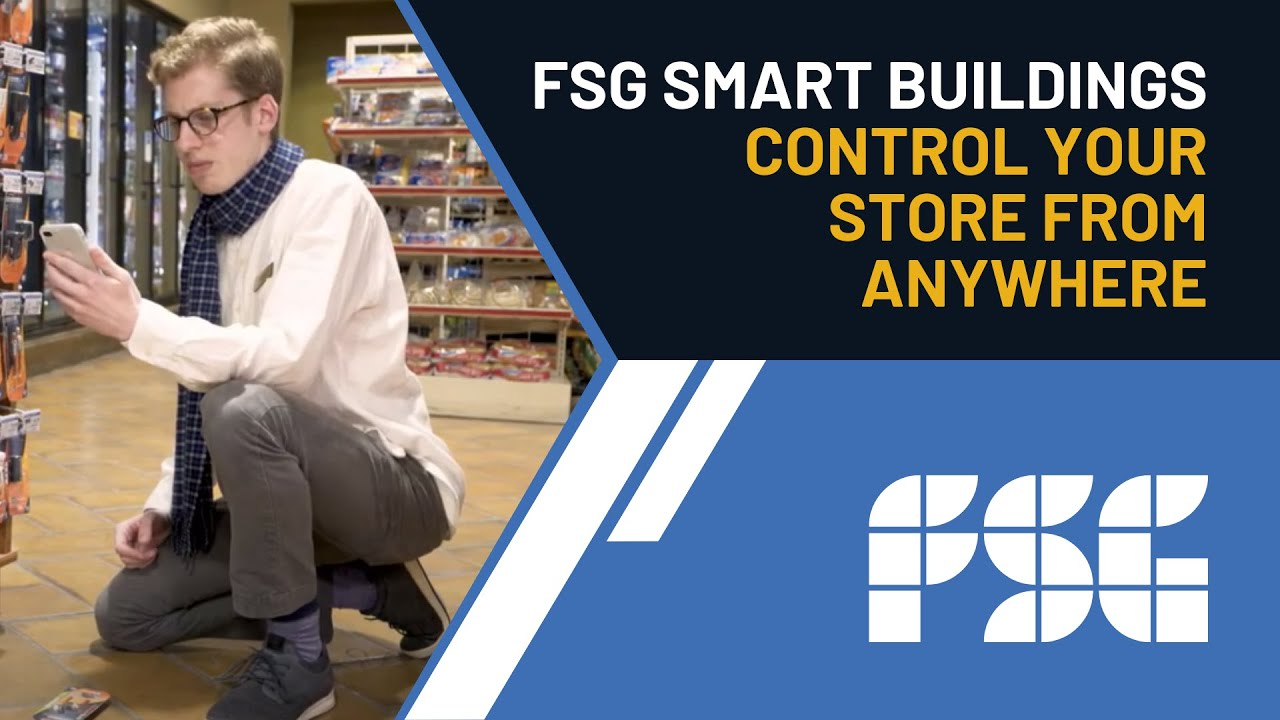 FSG Smart Buildings   Control Your Store from Anywhere image