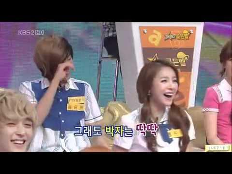 Minhwan being adorable (eng subs)