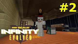 ftog S3E2 - Crafting a Turtle (MADNESS!) - FTB Infinity Evolved (Expert Mode)