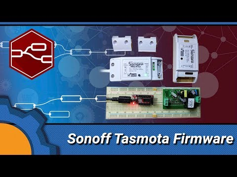Using Sonoff Tasmota software - Not Enough TECH