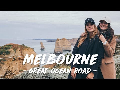 MELBOURNE and GREAT OCEAN ROAD For The Weekend