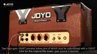 JCA-12 Beale Street 12 watt tube head