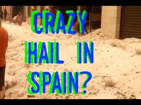 Media Black out on EXTREME WEATHER in Spain? Plus Solar Update! Grand Solar Minimum