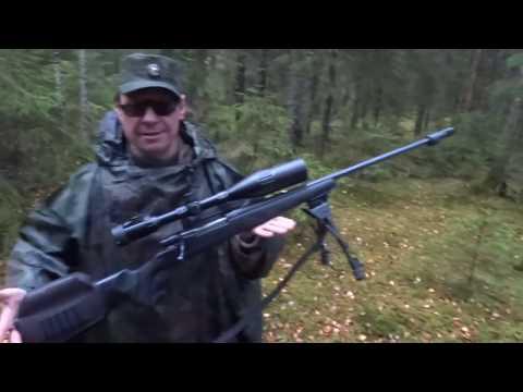 Zastava M70 корректировка огня по рации