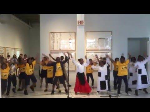Lorah Park Elementary School, Miami, Homenaje al Quijote