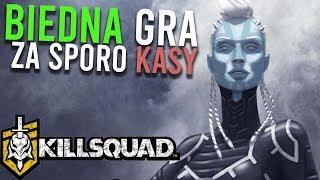 Gra ze znikomą treścią - Killsquad