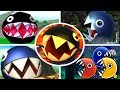 Evolution of Chain Chomp Battles (1996-2017)