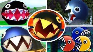Evolution of Chain Chomp Battles (1996-2017)