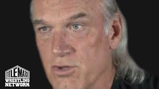 Jesse Ventura - Why Jim Ross Wouldn