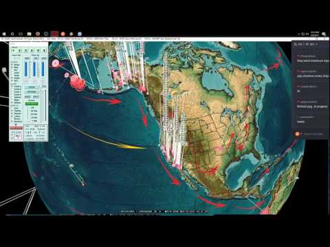 5/09/2017 -- Major seismic events -- M6.8 (M7.0) in West Pacific + Hanford WA Nuclear emergency