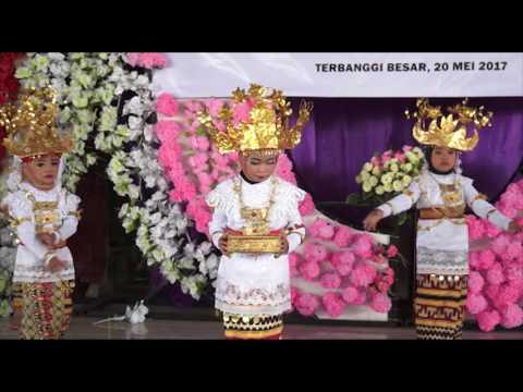 TARI SEMBAH Tari Lampung
