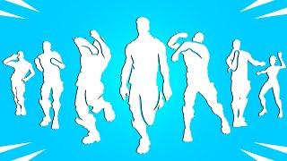 All Fortnite TikTok Dance & Emotes! (The Weeknd - Blinding Lights, Ayo & Teo - Rollie, Say So..)