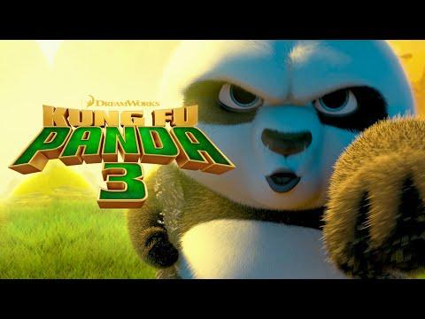 Po Teaches Kung Fu  Bao  KUNG FU PANDA 3