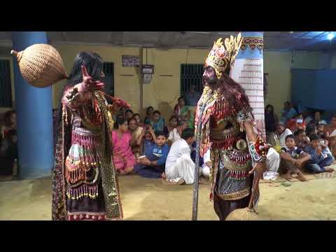 বিপ্ৰ-দামোদৰ আখ্যান ।।ভাওনা।। চেকনীধৰা Part 3 (2)