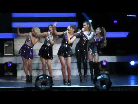 The Saturdays - Not Giving Up - at the BIC, Bournemouth on 22/09/2014