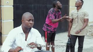 Download MC LIVELY Comedy - Bro Bouche has refused to pay his rent!!! (MC Lively)