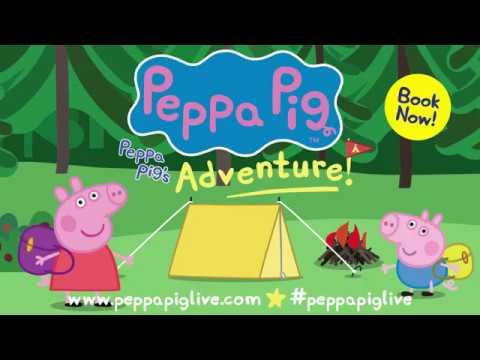 Information About Show Peppa Pig S Adventure Ipswich Regent Corn