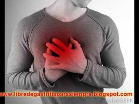 Que es Como curar la gastritis Sintomas y causas Remedios ...