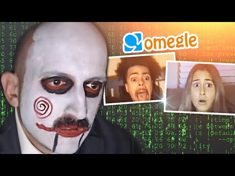 Download Hacking Into OMEGLE Calls Prank (Hilarious Reactions) Part#7