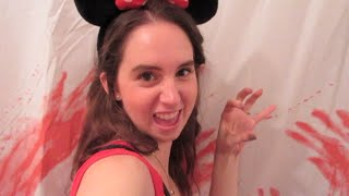 DRUNK Minnie Mouse! (The Rebecca and Chris Show - Vlog 662)