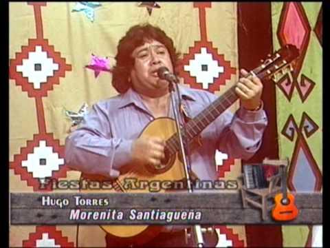 Hugo Torres - Morenita Santiagueña.mpg