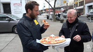 One Bite with Davey Pageviews - Julianas (Brooklyn)