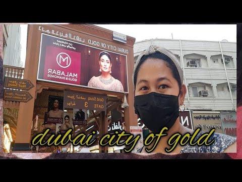 DUBAI GOLD SOUK   DUBAI CITY OF GOLD   UAE  Kristine Sevilla vlogs