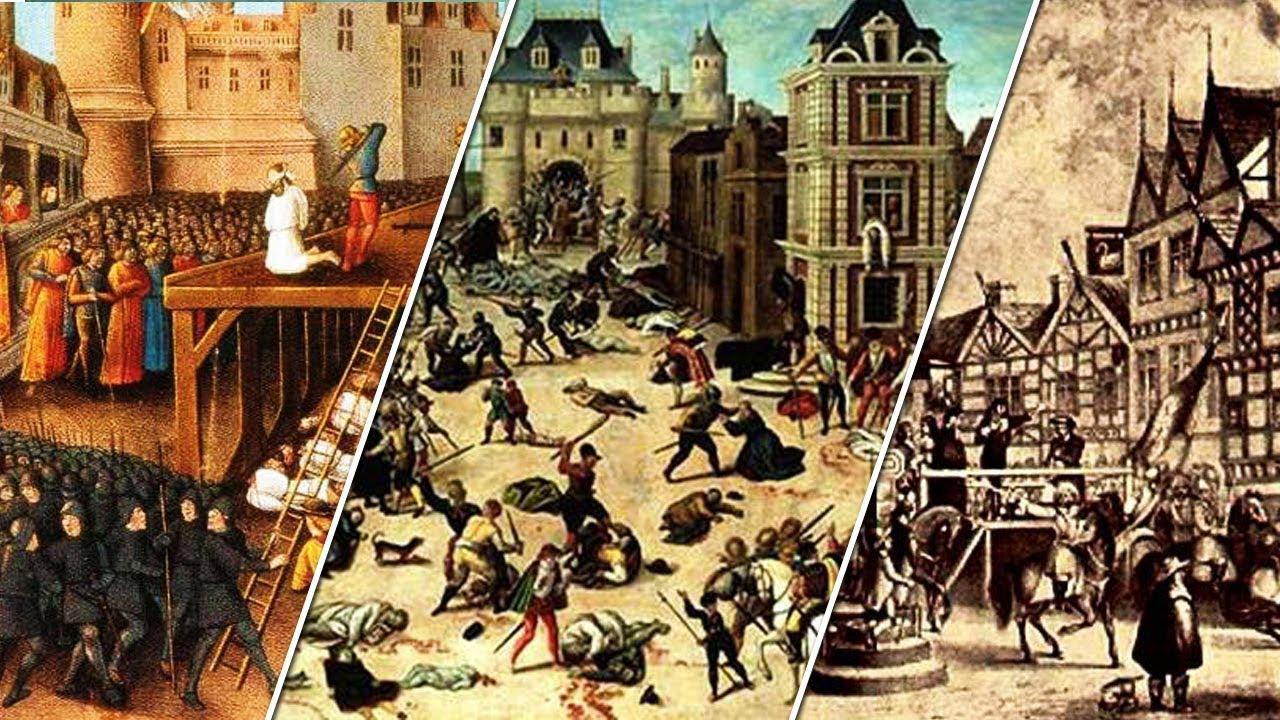 20 Worst Massacres In The World History