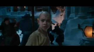 Die Legende von Aang neuster kino trailer HD